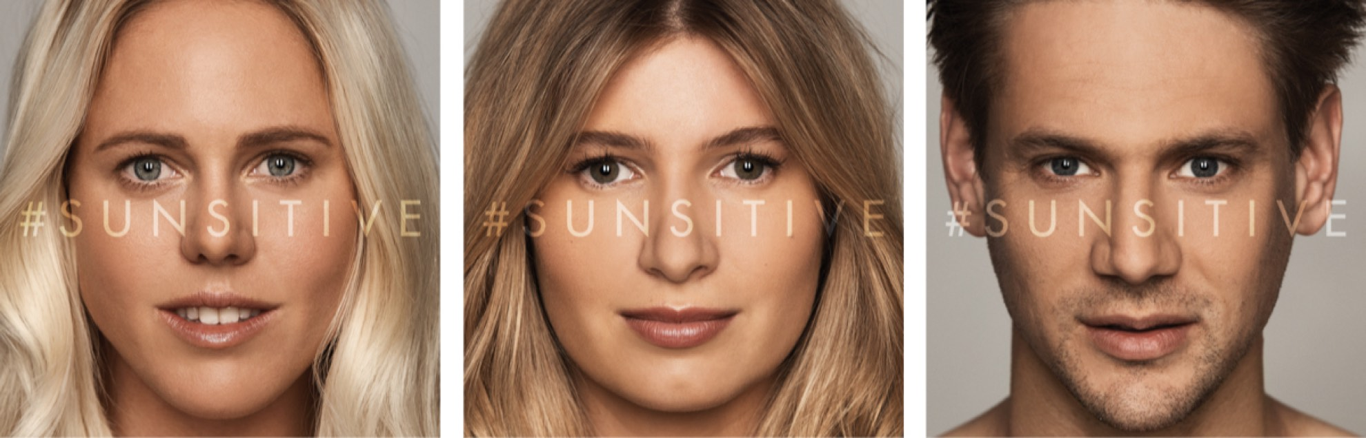Avene Sunsitive Campaign