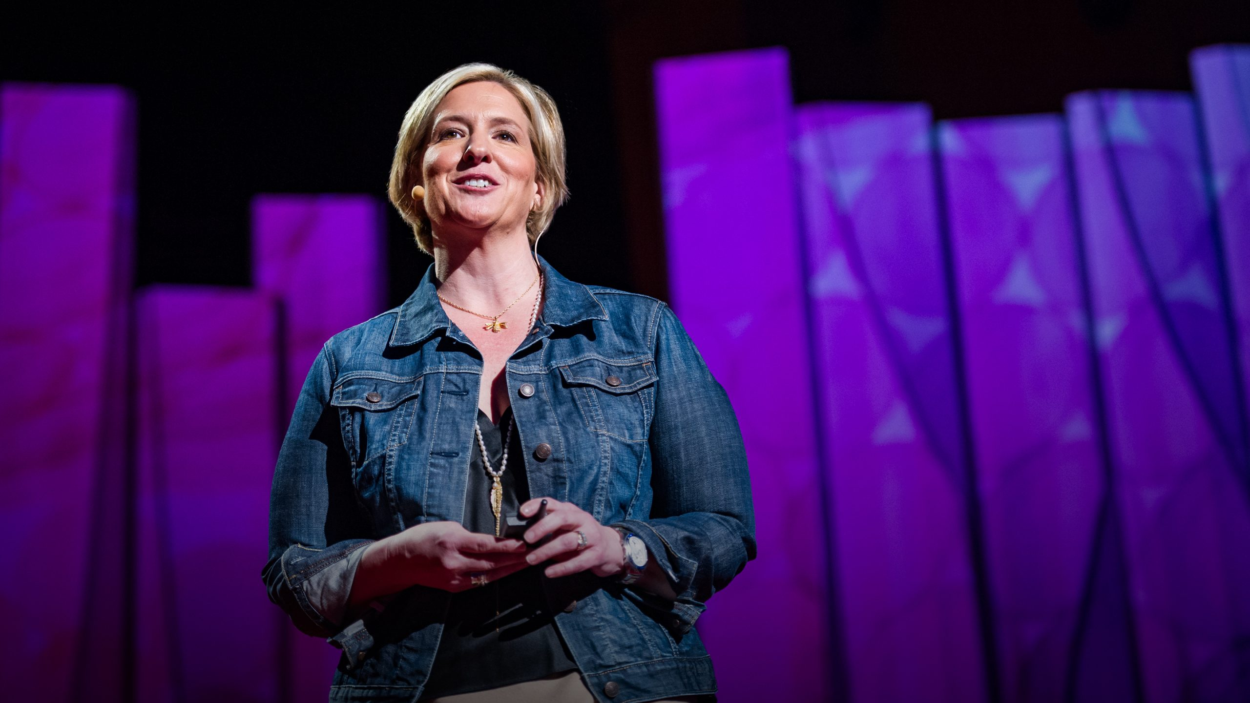 Finding the Strength in Vulnerability with Brené Brown